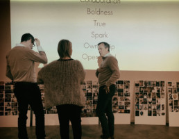 Telenet brand Purpose Employee Values & brand culture workshop