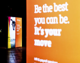 SD Worx - International Employer Branding Strategy & Campaign posters