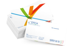 EPCA rebranding, brand design, baseline, brand communication tools